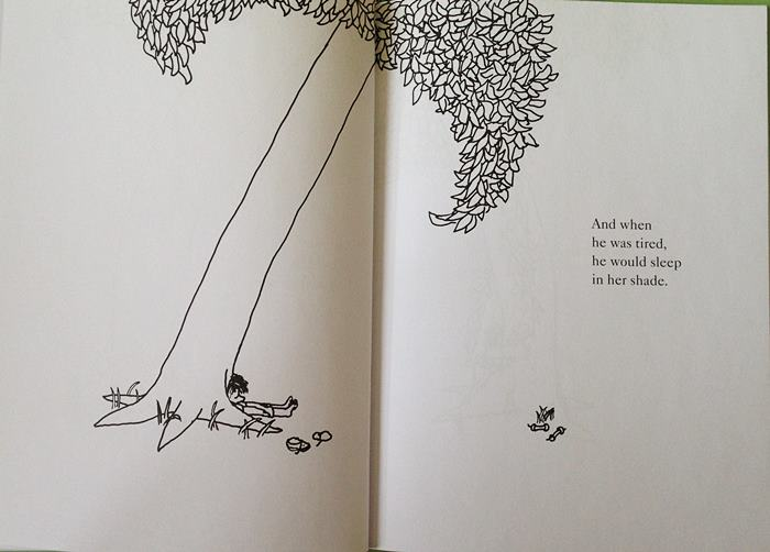 Cömert Ağaç -Giving Tree by Shel Silverstein (10)