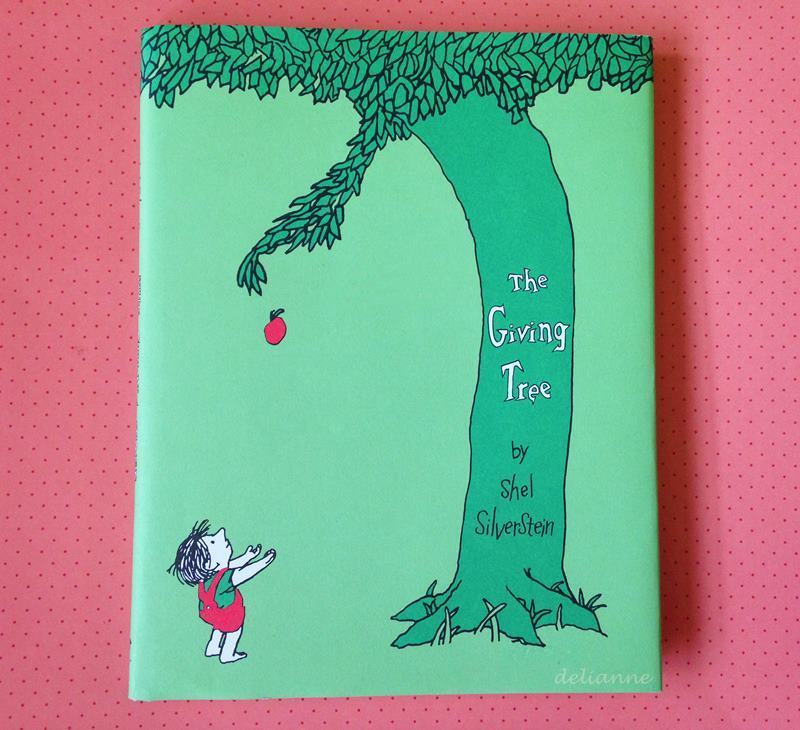 Cömert Ağaç -Giving Tree by Shel Silverstein (1)