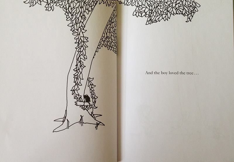 Cömert Ağaç -Giving Tree by Shel Silverstein (11)