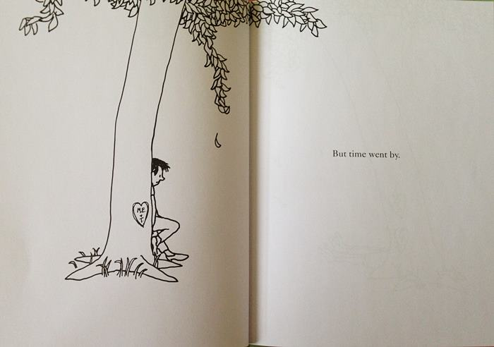 Cömert Ağaç -Giving Tree by Shel Silverstein (14)