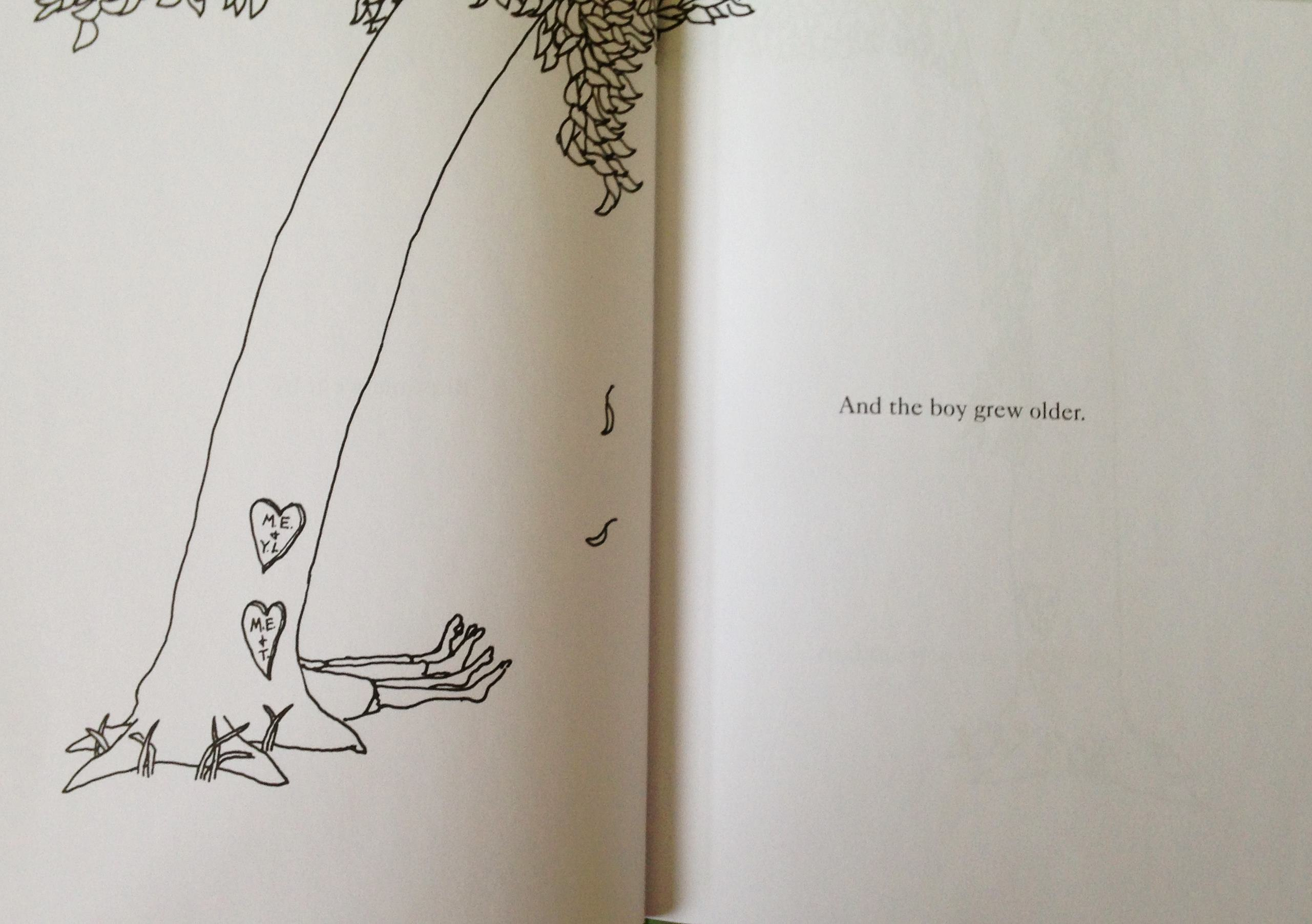 Cömert Ağaç -Giving Tree by Shel Silverstein (15)