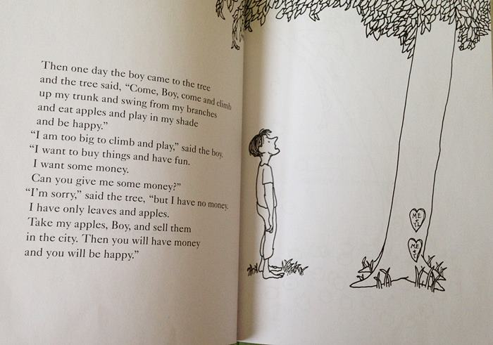 Cömert Ağaç -Giving Tree by Shel Silverstein (17)