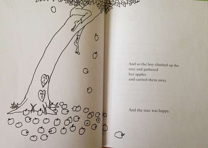 Cömert Ağaç -Giving Tree by Shel Silverstein (18)