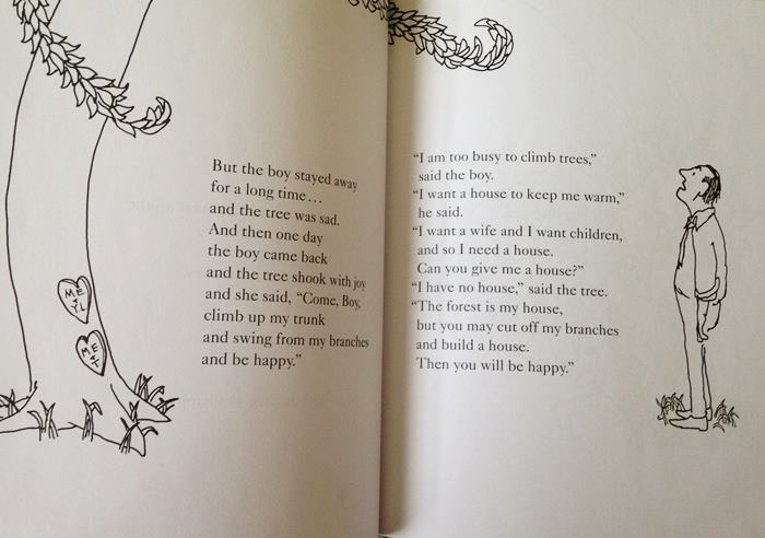 Cömert Ağaç -Giving Tree by Shel Silverstein (19)