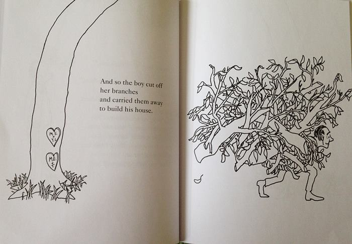 Cömert Ağaç -Giving Tree by Shel Silverstein (20)
