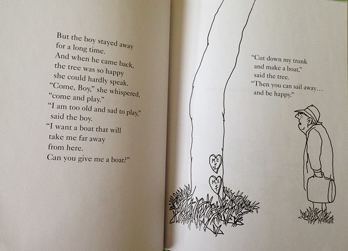 Cömert Ağaç -Giving Tree by Shel Silverstein (22)