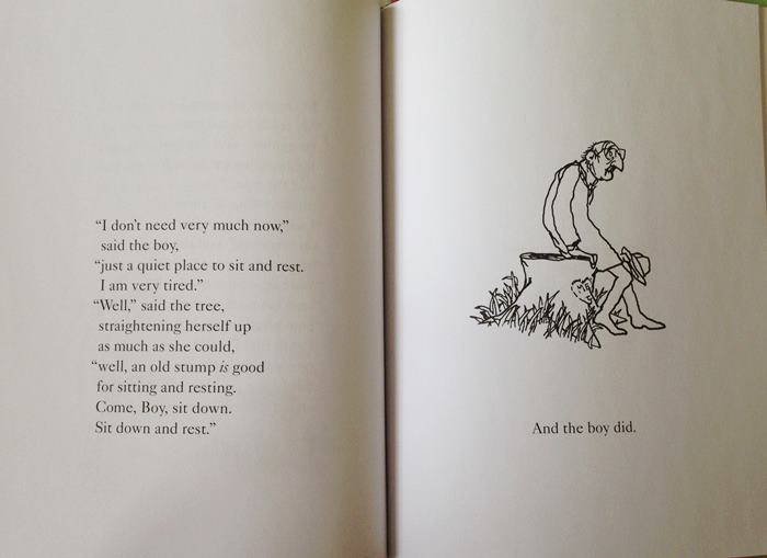 Cömert Ağaç -Giving Tree by Shel Silverstein (26)
