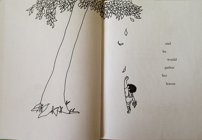 Cömert Ağaç -Giving Tree by Shel Silverstein (4)