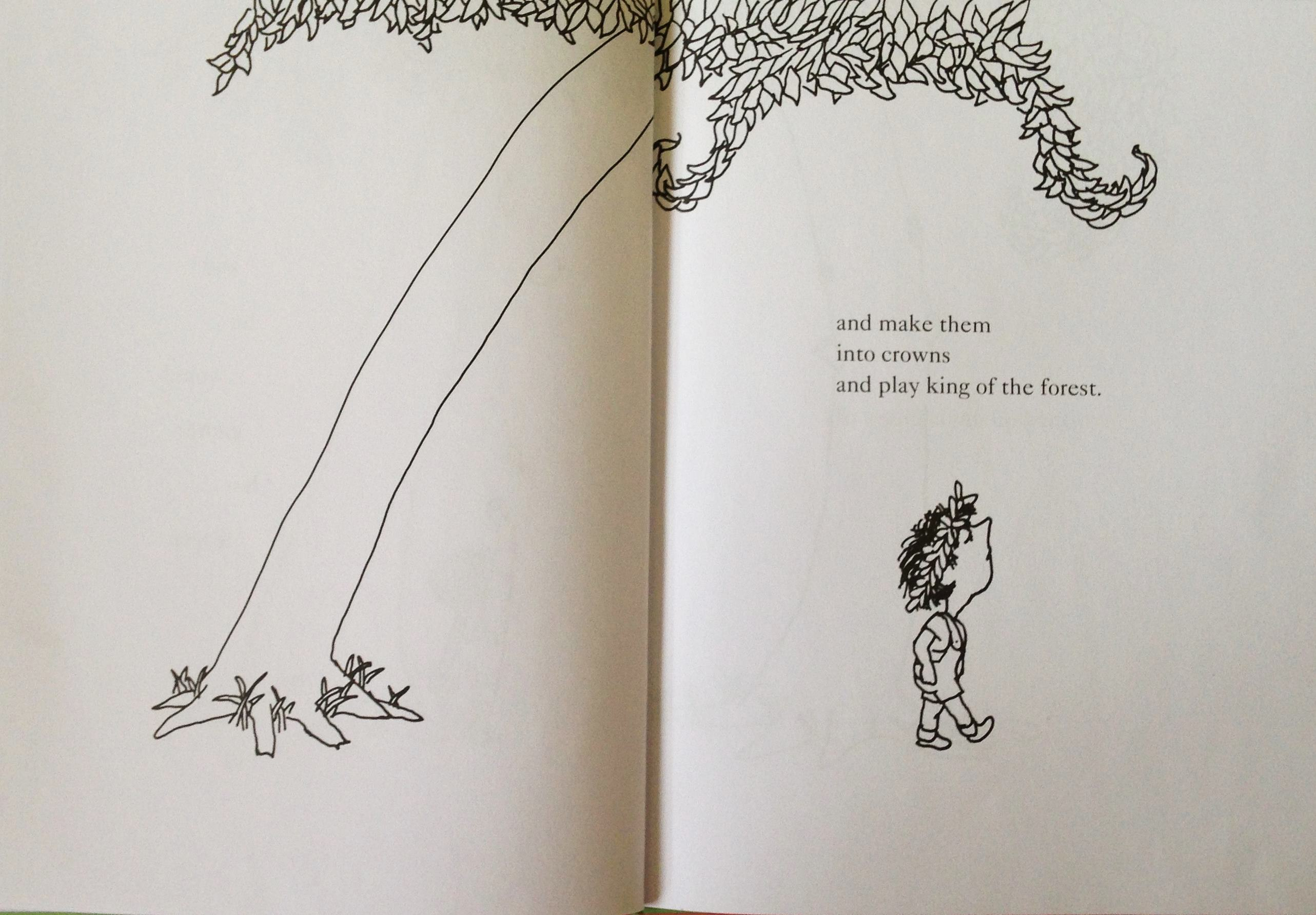 Cömert Ağaç -Giving Tree by Shel Silverstein (5)