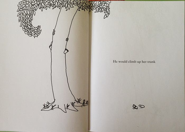 Cömert Ağaç -Giving Tree by Shel Silverstein (6)