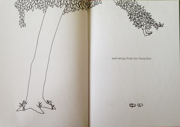 Cömert Ağaç -Giving Tree by Shel Silverstein (7)