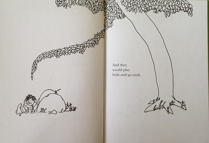 Cömert Ağaç -Giving Tree by Shel Silverstein (9)