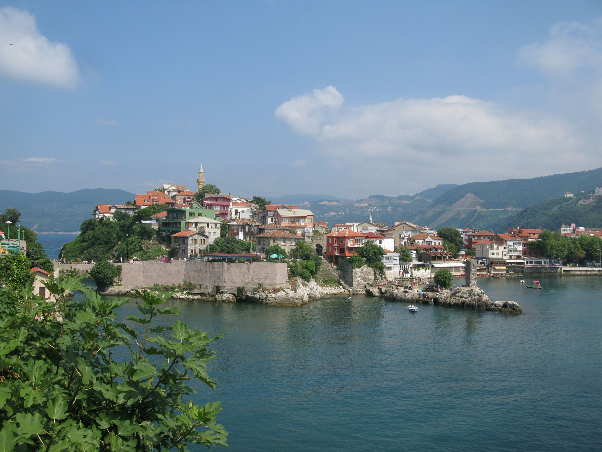 amasra__turkey__castle