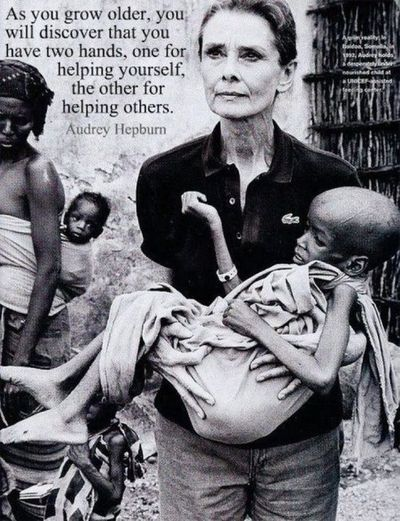 Audrey Hepburn Day Quotes  (79)