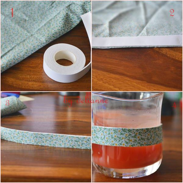 how to make your own japanese washi tape by delianne