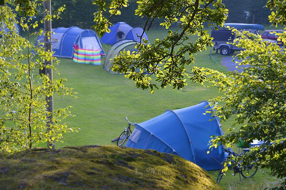 Fisherground camping lake district by delianne